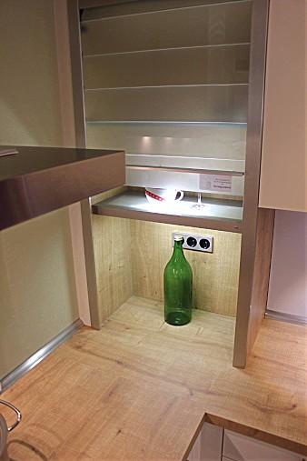 global k chen musterk che nova moderne u k che mit 9 cm. Black Bedroom Furniture Sets. Home Design Ideas