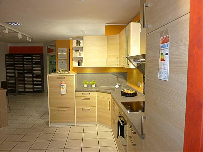 bauformat-Musterküche L-Küche mit dem gewissen etwas ...