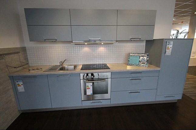 Hausmarke-Musterküche Achatfarbene Küche mit Nischenpaneel und ...