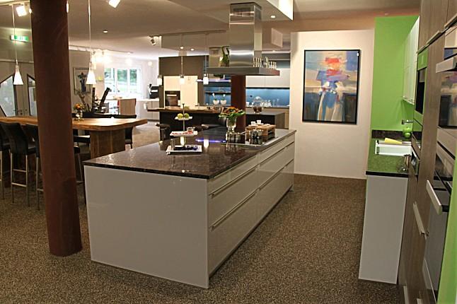 farbige hochglanz kuchen, elementa-musterküche top ausgestattete, 3 farbige moderne küche mit, Design ideen