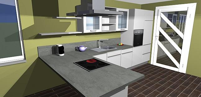 Nobilia-Musterküche Design Und Qualität Vereint .. L- Küche In