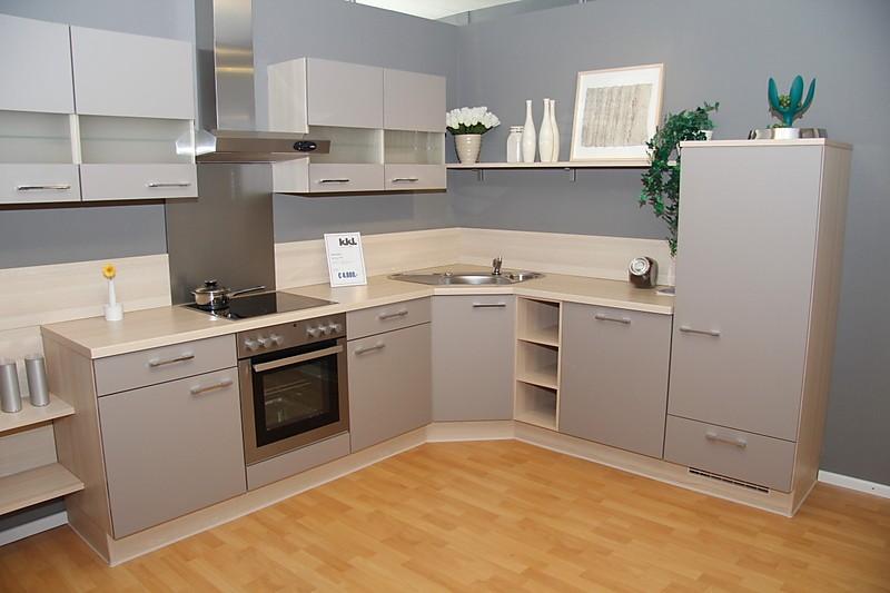 selektion d1 musterk che l k che mit ecksp le. Black Bedroom Furniture Sets. Home Design Ideas