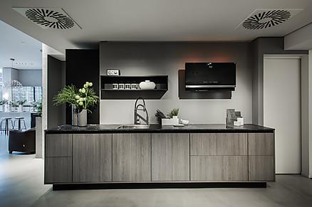 Kompakte Designküche