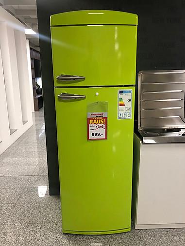 Kuhlschrank Rkg 2 Cooler Retro Kuhlschrank Von Oranier In Lindgrun