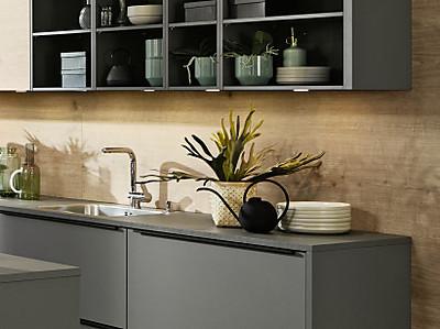 Nolte Küchen Nischengestaltung