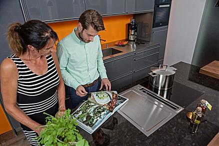 Sie können bei uns eine Eventküche z. B. für Kochveranstaltungen oder Firmenfeiern mieten
