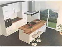 h cker musterk che k chen angebot modul 3 ausstellungsk che in schramberg von k chen schaible. Black Bedroom Furniture Sets. Home Design Ideas
