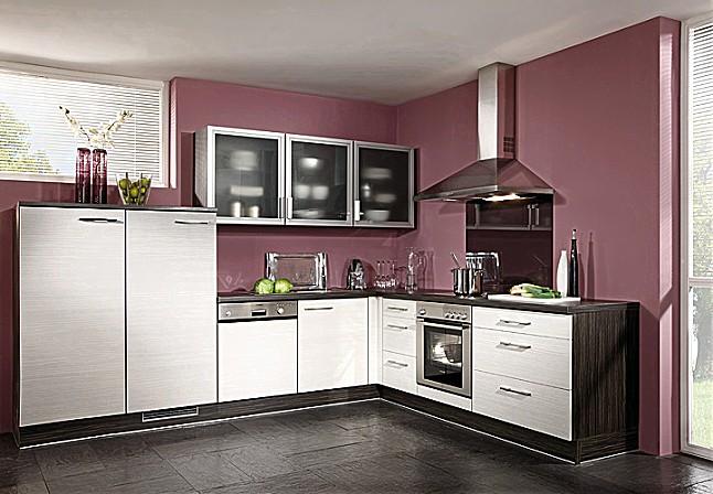 brigitte musterk che einbauk che k chenzeile inkl e. Black Bedroom Furniture Sets. Home Design Ideas