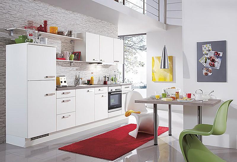 nobilia musterk che classic le blanc ausstellungsk che in bielefeld von k che co bielefeld. Black Bedroom Furniture Sets. Home Design Ideas