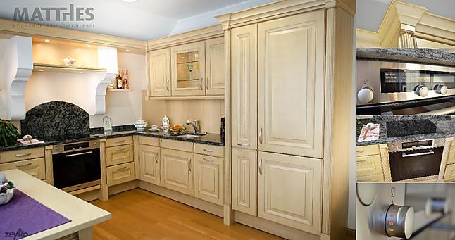 zeyko musterk che nochmals reduziert hochwertige luxusk che in l form im englischen stil. Black Bedroom Furniture Sets. Home Design Ideas