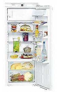Liebherr IKB 2624 20 Premium BioFresh Einbau Kühlschrank Mit Gefrierfach  Weiß