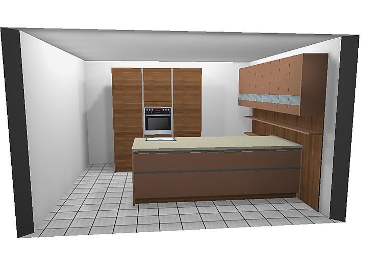 rotpunkt musterk che rotpunkt koje 15 ausstellungsk che. Black Bedroom Furniture Sets. Home Design Ideas