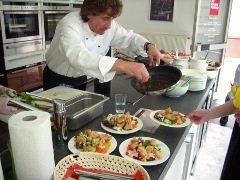 Kochevent im Küchenstudio