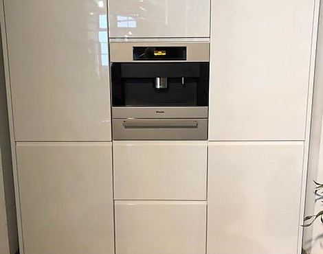 Outdoorküche Mit Kühlschrank Xxl : Musterküchen börse: grifflose küchen im abverkauf