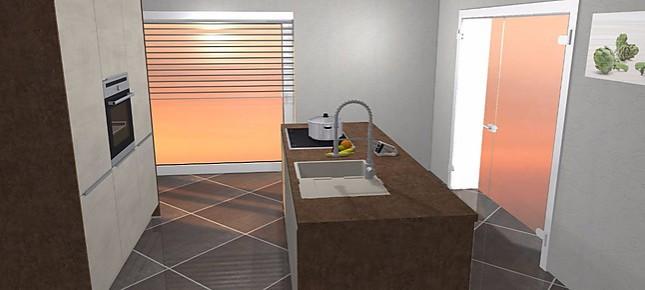 nobilia musterk che nobilia riva wei beton ferro bronze moderne und hochwertige k che. Black Bedroom Furniture Sets. Home Design Ideas