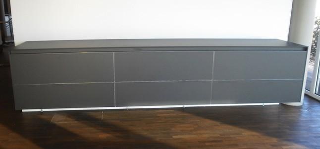 Sideboard wandhängend  bulthaup-Musterküche Sideboard wandhängend als Küchen- oder ...