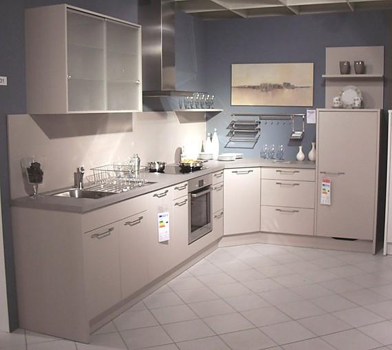 Häcker   C358 Hit Kaschmir Moderne L Küche