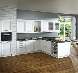 h cker musterk che landhaus ausstellungsk che in memmingen von haus der k che. Black Bedroom Furniture Sets. Home Design Ideas