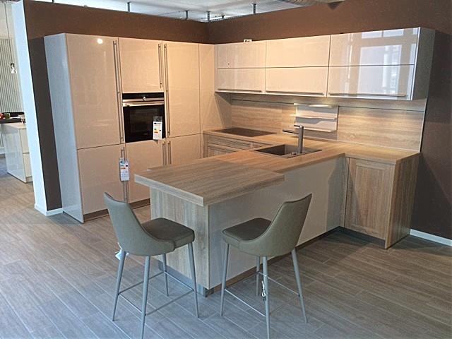 sch ller musterk che finello ausstellungsk che in erfurt von k2 wohnkonzepte. Black Bedroom Furniture Sets. Home Design Ideas