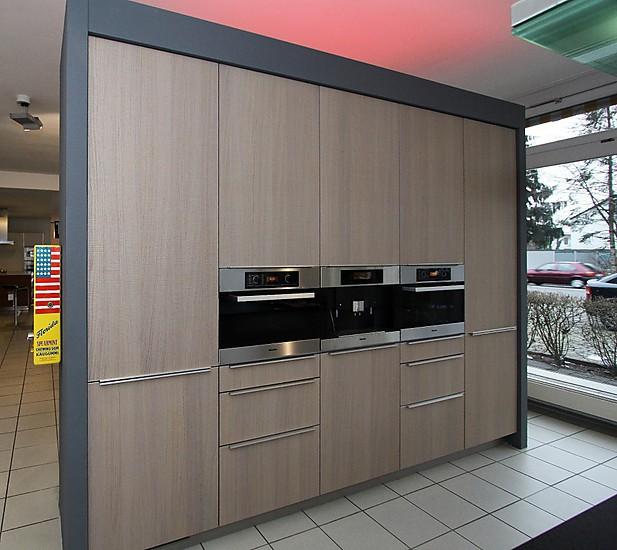 Pronorm K Chen pronorm musterküche eiche sägerau hellgrau ausstellungsküche in ottobrunn die moderne küche