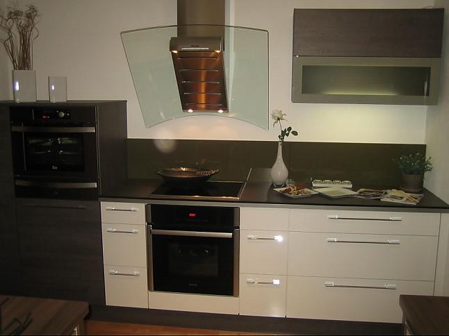 Bauformat küchen  bauformat-Musterküche Ausstellungsküche - Koje 5 ...