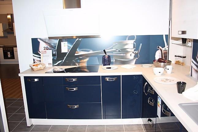 nobilia musterk che das blaue wunder ausstellungsk che in kaiserslautern von reddy k chen. Black Bedroom Furniture Sets. Home Design Ideas