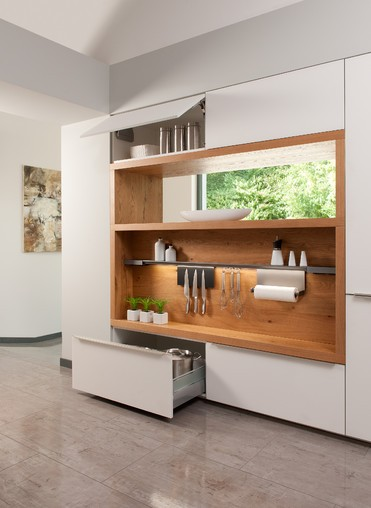 Design Above Kitchen Sink