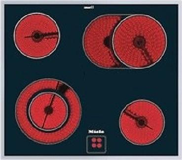 kochfeld km 6013 miele glaskeramik kochfeld miele k chenger t von sanitherm in mannheim. Black Bedroom Furniture Sets. Home Design Ideas