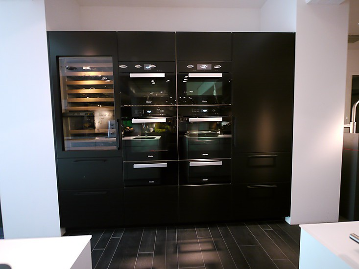 miele k chen musterk che warendorf ausstellungsk che in k ln von draxler. Black Bedroom Furniture Sets. Home Design Ideas