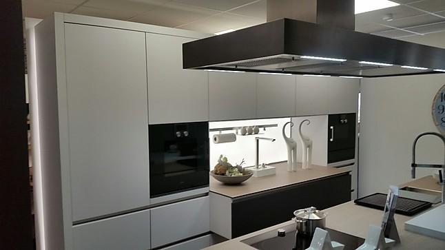 Küche Bauformat bauformat musterküche bauformat küche baku moonlight grey grifflos
