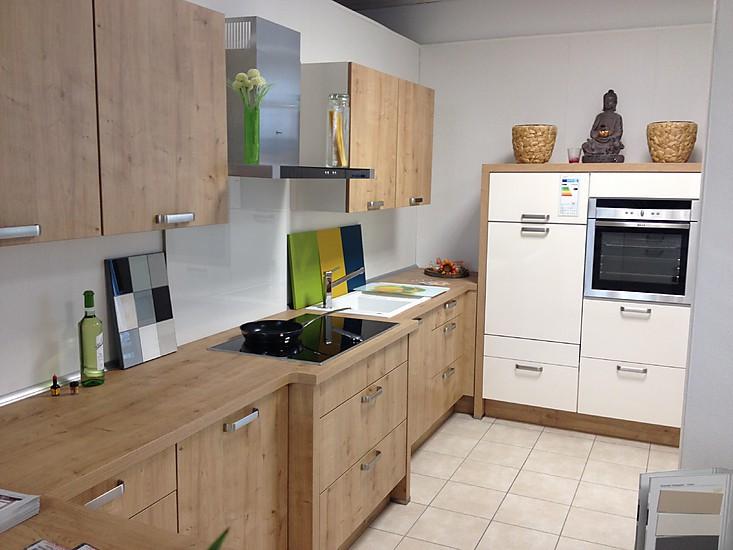 nobilia k che eiche provence magnolia die neuesten innenarchitekturideen. Black Bedroom Furniture Sets. Home Design Ideas