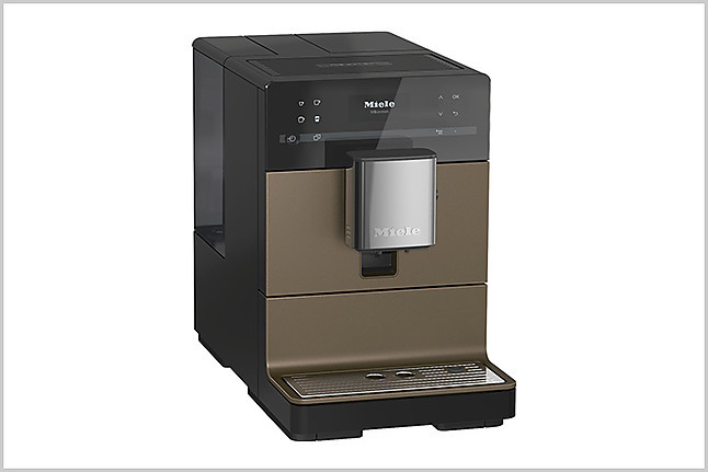 kaffeevollautomaten miele stand kaffeevollautomat cm 5500. Black Bedroom Furniture Sets. Home Design Ideas