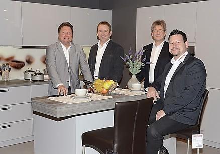 Bester Service - Das Küchenteam von Möbelkreis-Werraland