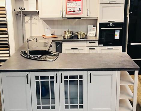Musterküche von ruder küchen und hausgeräte gmbh berlin 1 bewertung landhausküche mit echtholzfronten wunderschöne landhausküche