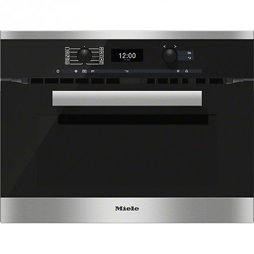 backofen h 6400 bm miele h 6400 bm edelstahl cleansteel miele k chenger t von past k chen in. Black Bedroom Furniture Sets. Home Design Ideas