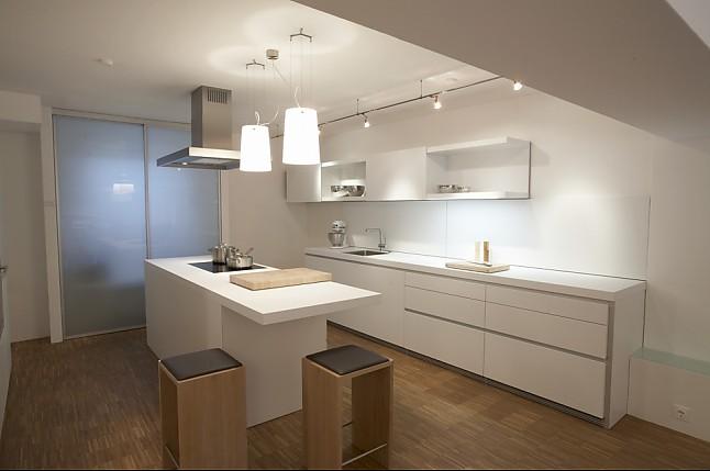 bulthaup musterk che b1 pigmentlack matt alpinwei. Black Bedroom Furniture Sets. Home Design Ideas