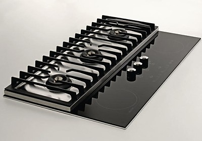kochfeld khmf9010 gas induktion kombikochfeld kitchenaid k chenger t von in. Black Bedroom Furniture Sets. Home Design Ideas