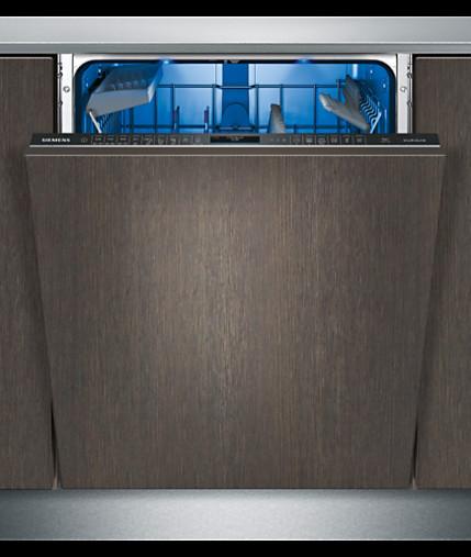 Spulmaschine Sn878d02pe Vollintegrierter Geschirrspuler Siemens