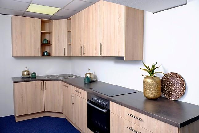 Nobilia-Musterküche Moderne Küche für Plattenbau WBS 8 8