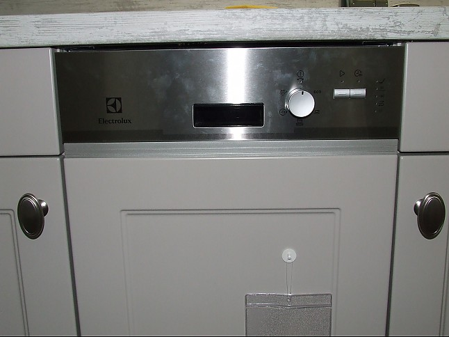 Spülmaschine ESI4200LAX Geschirrspüler 45 cm breit