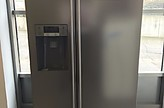 Aeg Kühlschrank Side By Side : Kühlschrank s xns side by side kühlschrank edelstahl aeg
