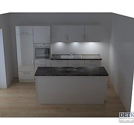 nobilia musterk che musterk che magnolia lack hochglanz ausstellungsk che in bielefeld von. Black Bedroom Furniture Sets. Home Design Ideas