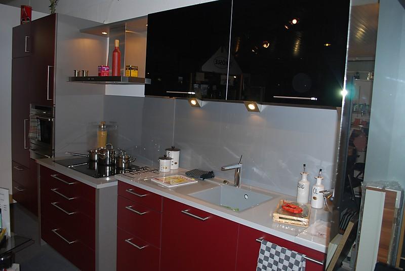 nieburg musterk che ausstellungsk chen abverkauf ausstellungsk che in schwaikheim von bauer. Black Bedroom Furniture Sets. Home Design Ideas