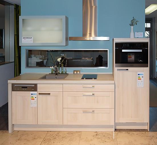Häcker Musterküche Moderne kleine Single Küchenzeile