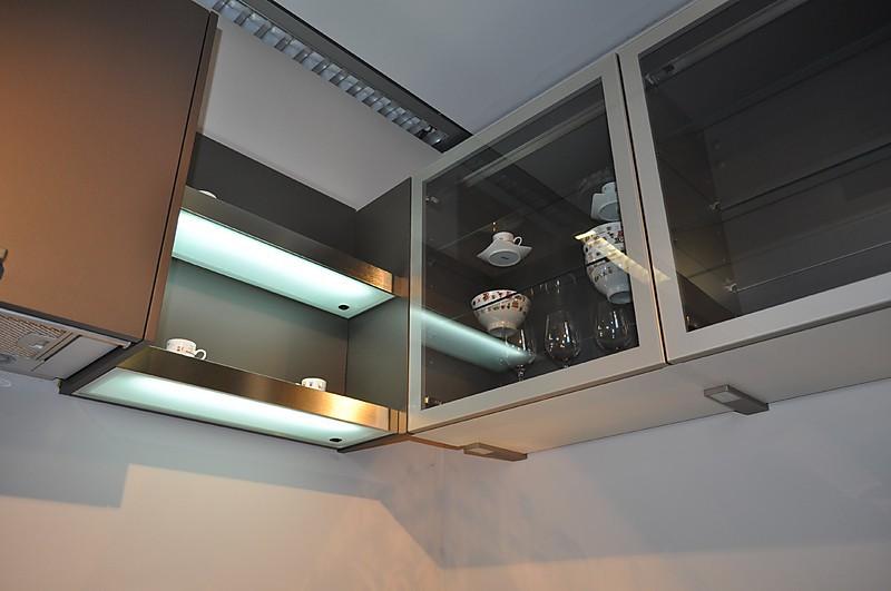 leicht musterk che moderne einbauk che zum sonderpreis ohne arbeitsplatten ohne elektroger te. Black Bedroom Furniture Sets. Home Design Ideas