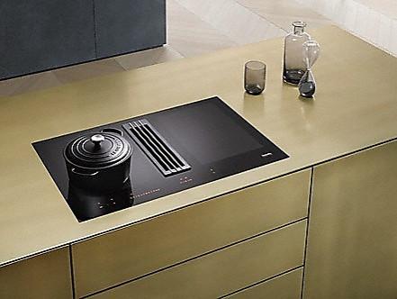 kochfeld kmda 7774 fr induktionskochfeld mit integriertem wrasenabzug miele k chenger t von. Black Bedroom Furniture Sets. Home Design Ideas