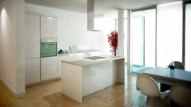 contur musterk che moderne zeitlose designe k che griff los vorf hrk che von d lebensart. Black Bedroom Furniture Sets. Home Design Ideas