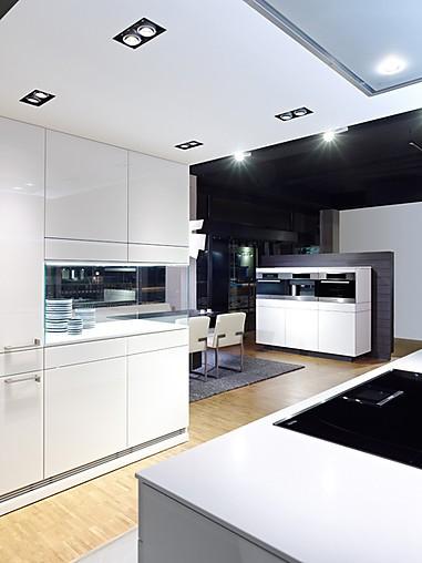poggenpohl musterk che hochwertige musterk che klassisch wei ausstellungsk che in. Black Bedroom Furniture Sets. Home Design Ideas