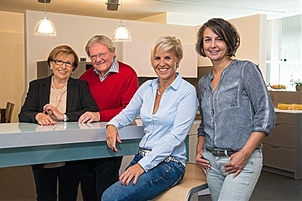 Das Team von Küchen Dross & Schaffer in Fürstenfeldbruck heißt Sie herzlich willkommen!