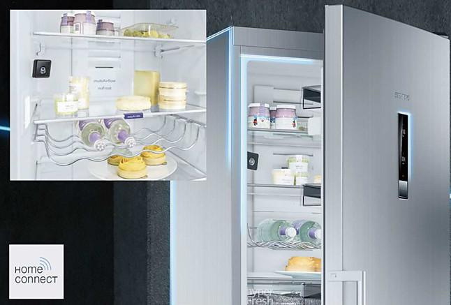 Siemens Kühlschrank No Frost : Kühlschrank kg36nhi32 kühl gefrier kombination mit no frost: siemens